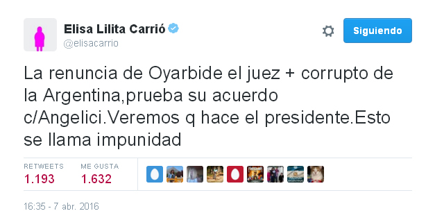 Carrio oyarbide